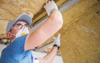 roof contractor in edgewood roofing insulation - Claddagh Construction